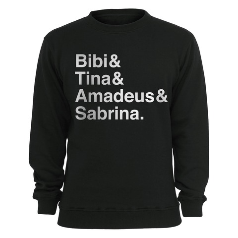 B&T Unisex Organic Sweater von Bibi & Tina - Sweater jetzt im Bibi & Tina Shop